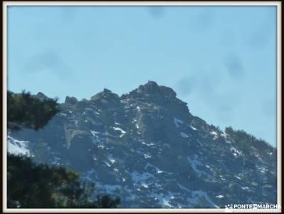 Peña Águila–Valle de la Fuenfría; rutas sierra de guadarrama el pardo rutas camorritos cercedil
